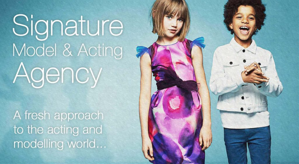 Best Child Model Agencies in the UK